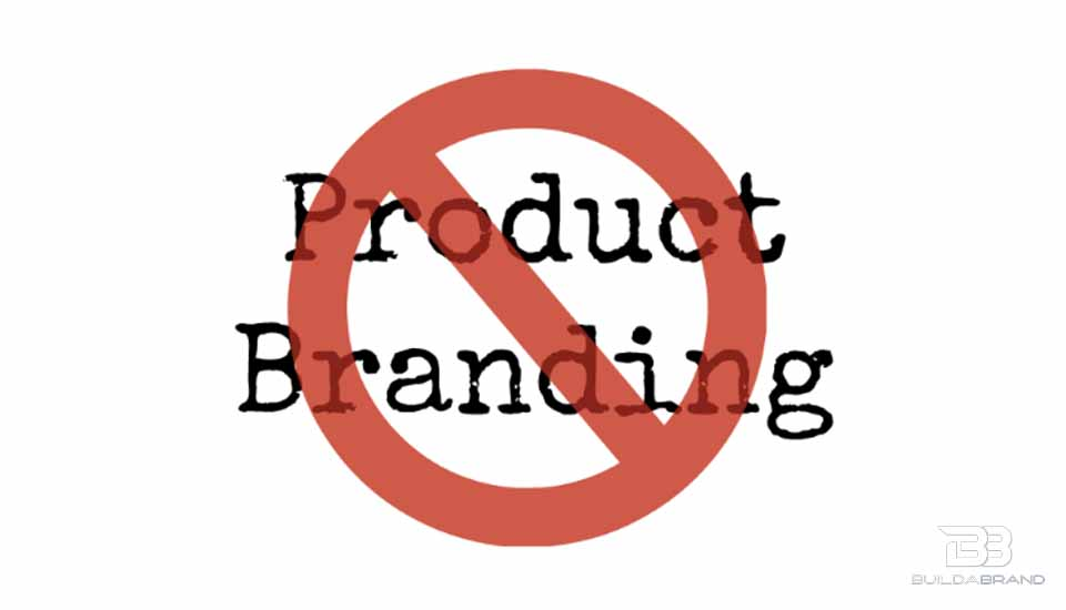 Why Personal And Not Product Branding?