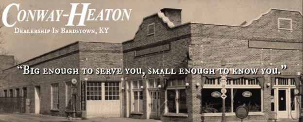 Kentucky's Oldest Ford Dealership Chooses Build-A-Brand